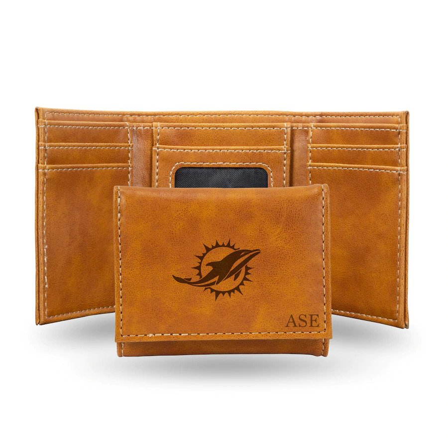 Miami Dolphins Wallets