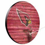 Arizona Cardinals Weathered Design Hook And Ring Game