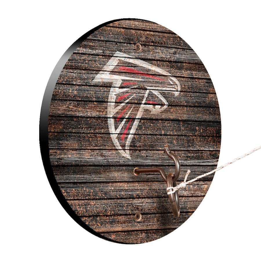 Atlanta Falcons Hook And Ring Game