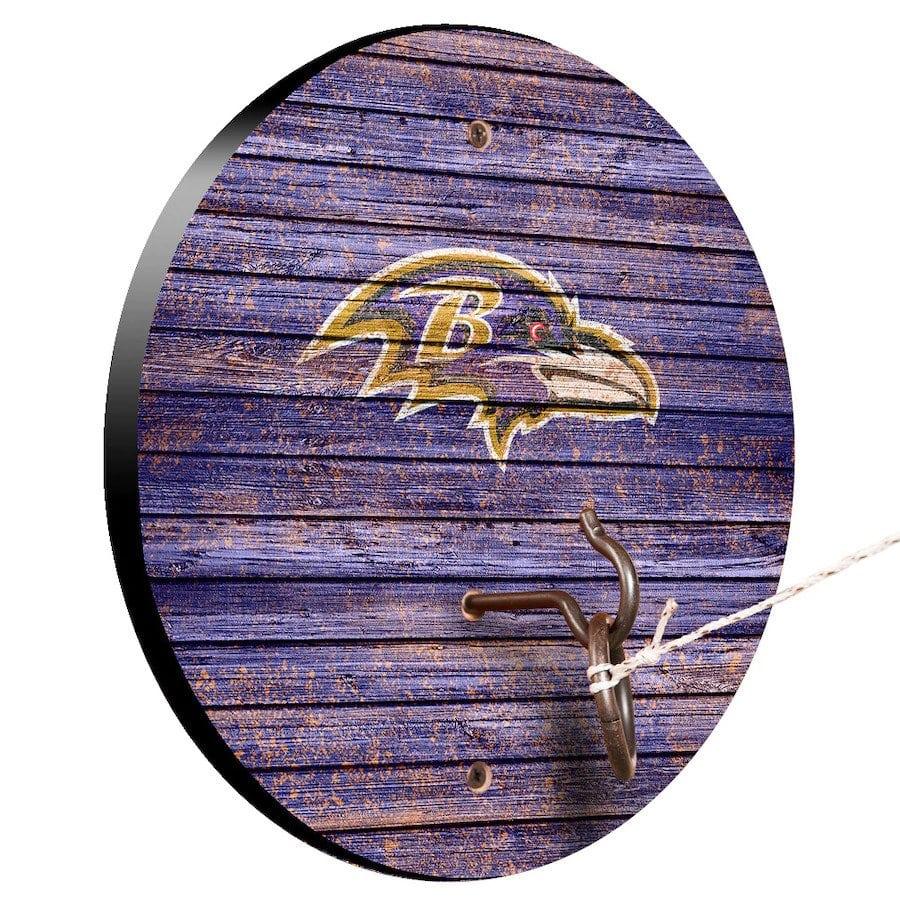 Baltimore Ravens Hook And Ring Game