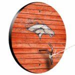 Denver Broncos Weathered Design Hook And Ring Game