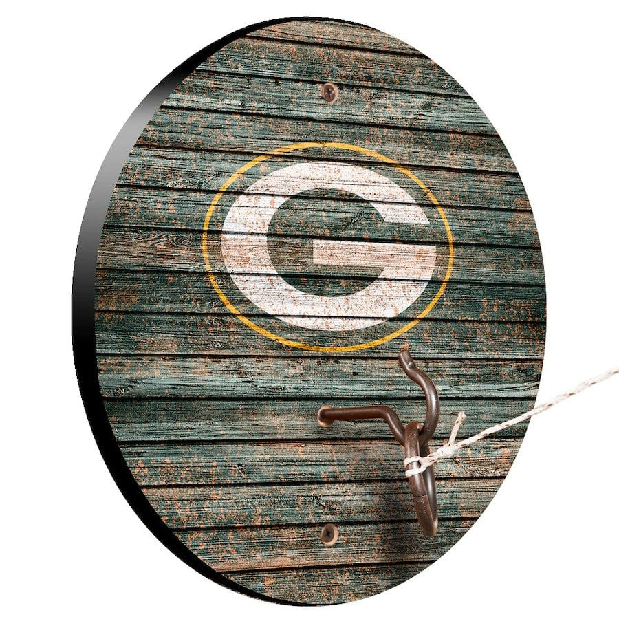 Green Bay Packers Hook And Ring Game