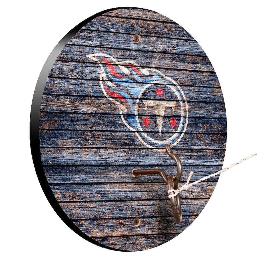 Tennessee Titans Weathered Design Hook And Ring Game