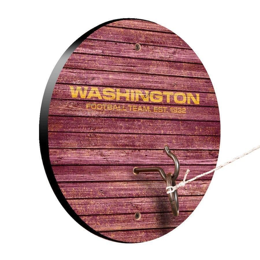 Washington Football Team Weathered Design Hook And Ring Game