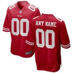 San Francisco 49ers Football Jersey