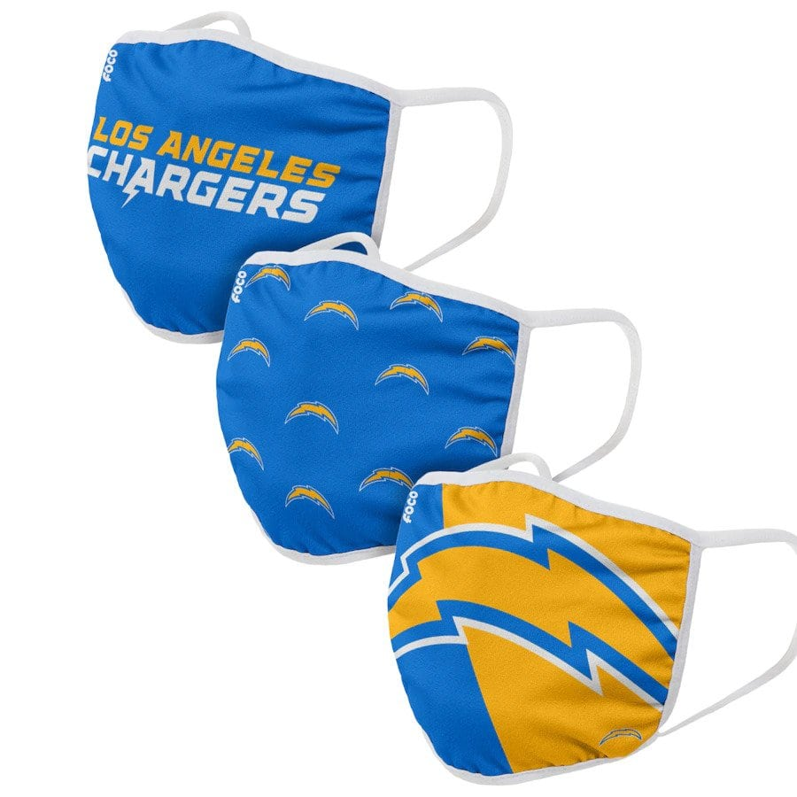 Los Angeles Chargers Face Covering