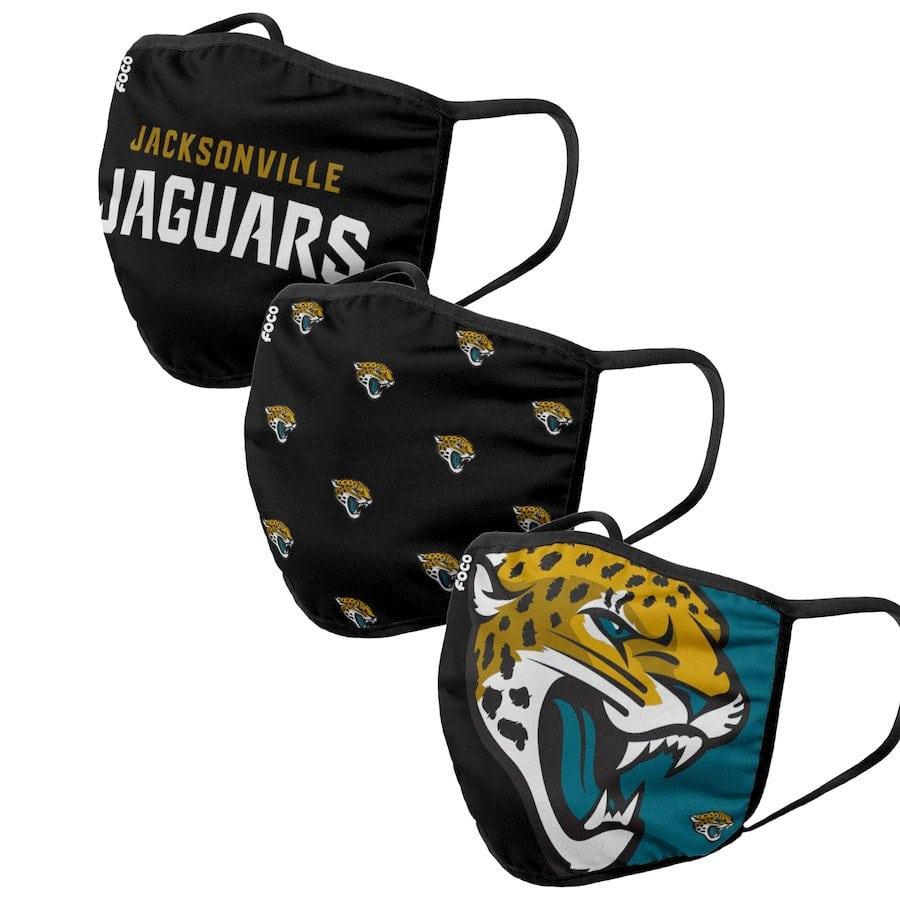 Jacksonville Jaguars Face Covering