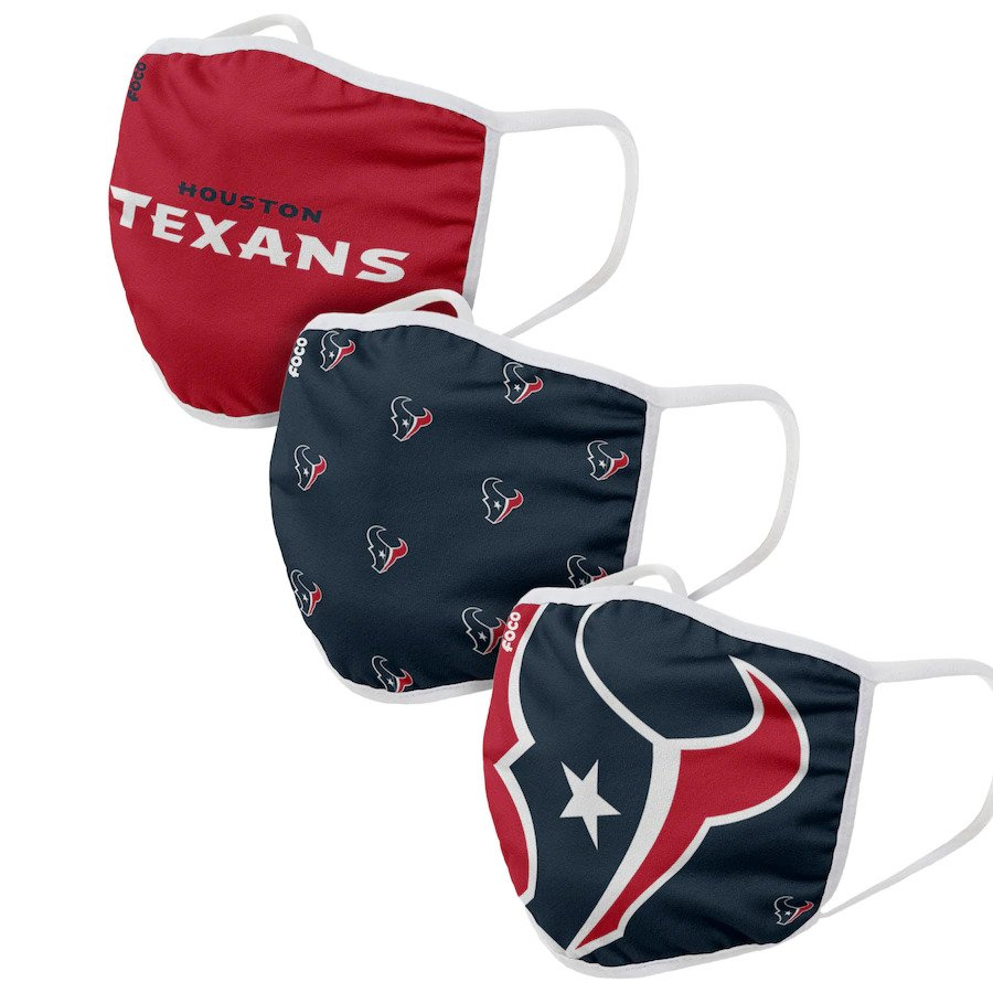 Houston Texans Face Covering