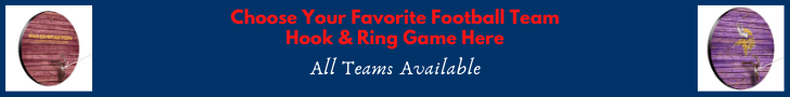 Get Your Favorite Team Hook And Ring Game Here